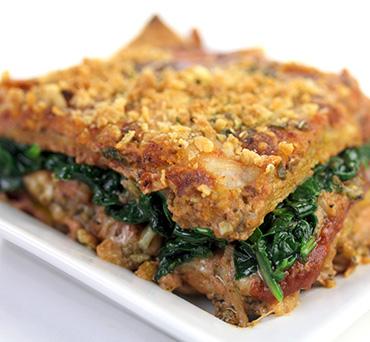 Vegetarian Lavashna