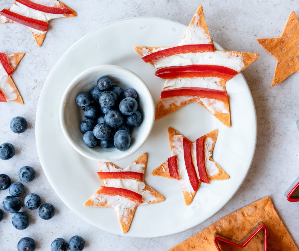 Red Pepper Stars and Stripes