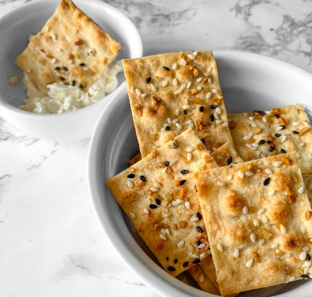Lavash Bagel Chips