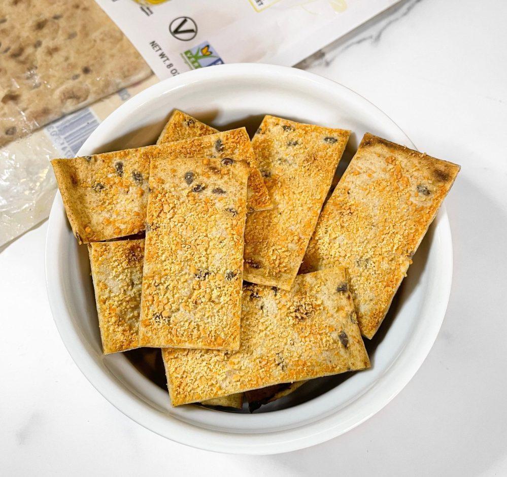 Garlic Parmesan Chips