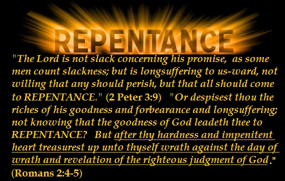 What are the Causes of Repentance?