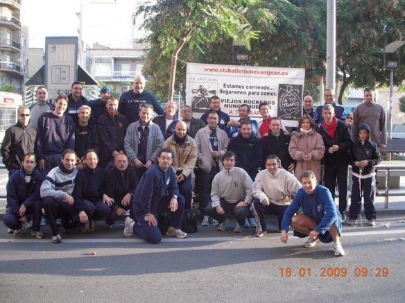 XX Mitja Marató Internacional Vila de Santa 2009