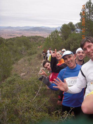 """IV Carrera por Montaña """"Sierra del Coto"""" -  Monóvar"""