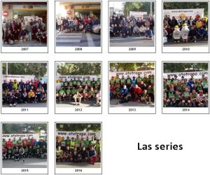 Las series - A to trapo