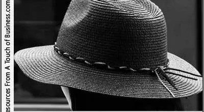 Image of a Black hat