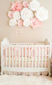 MY BABY GIRL'S NURSERY... - A Touch of Pink