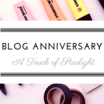 What I Learnt in My First Year Blogging!