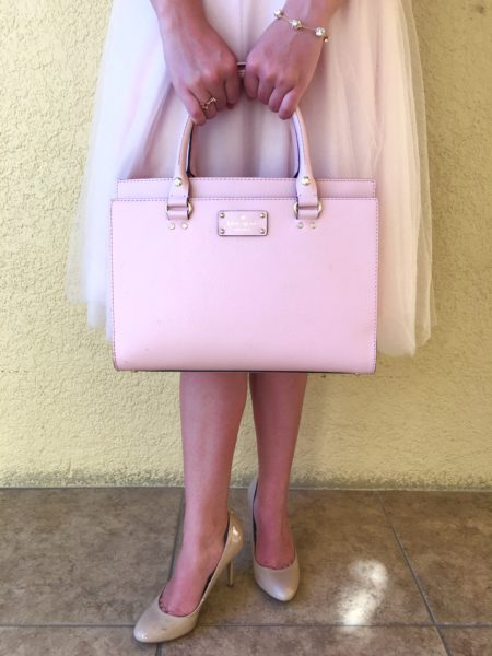 blush tulle skirt 1