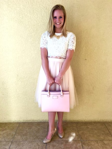 blush tulle skirt 4
