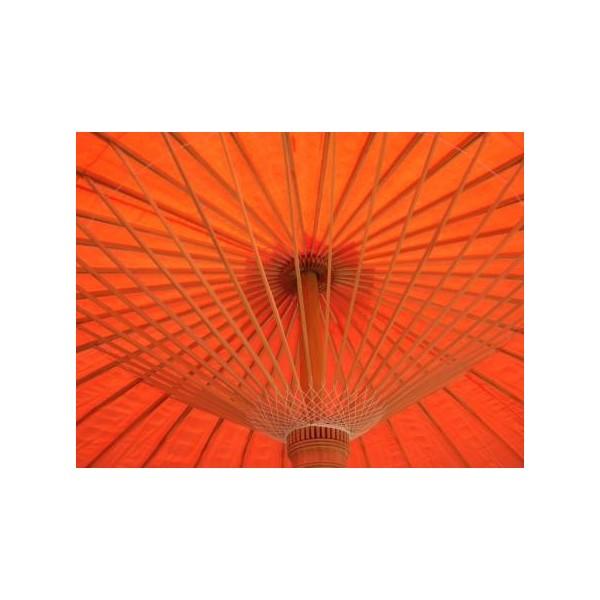 Parasol Asiatique en Bambou