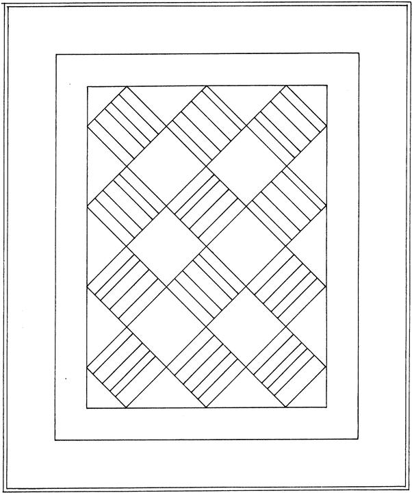 Quilt Coloring Book Coloring Pages