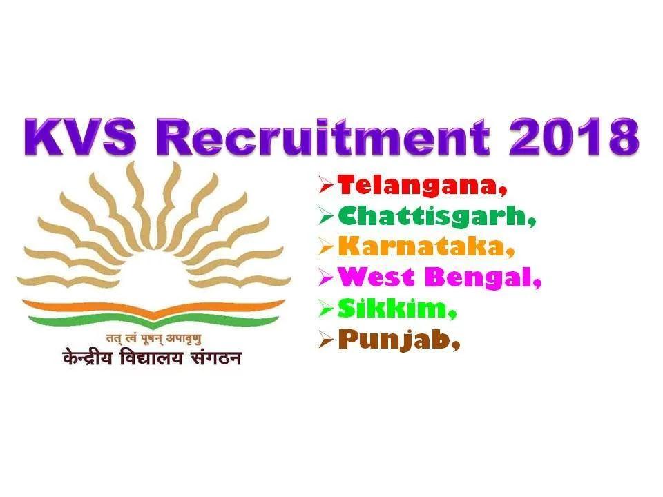 KVS Staff Nurse Jobs