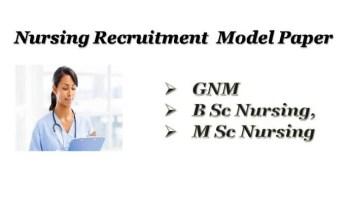 Online Nursing Recruitment Model
