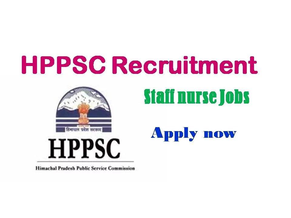 PPSC Staff Nurse Recruitment 2019