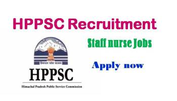 PPSC Staff Nurse Recruitment 2019