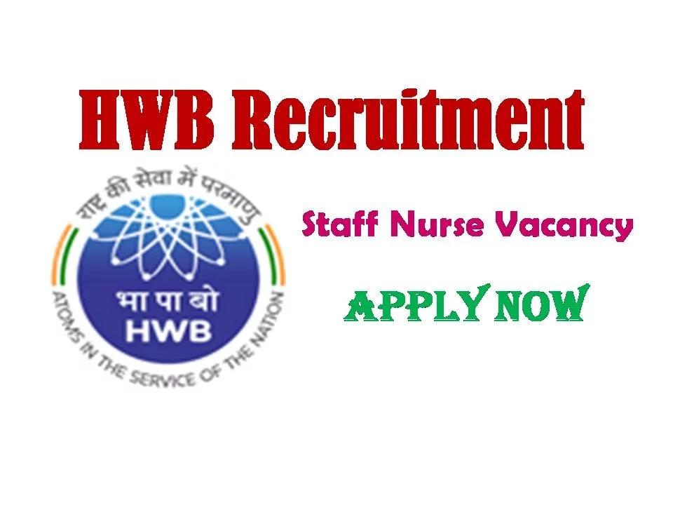 HWB Recruitment 2020
