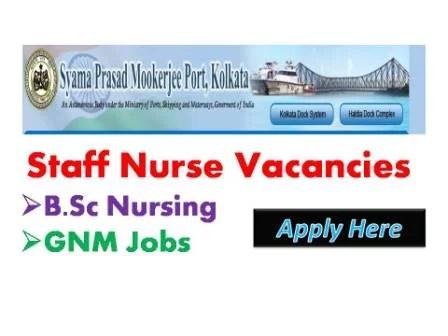 Kolkata Port Trust Nursing