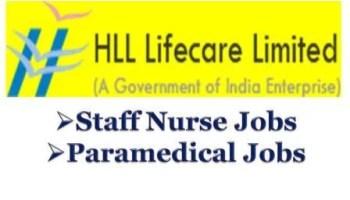 HLL Recruitment 2021