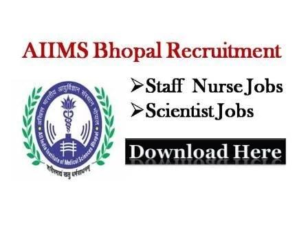 AIIMS Bhopal Nursing Govt