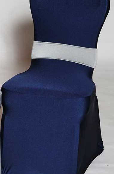 blue spandex chair covers tommy bahama cooler backpack a to z party rental product categories cover navy