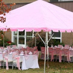 Chair Covers For Rent In Trinidad Red Wedding A To Z Party Rental Product Categories Tent Sizes 20 X Pink Frame