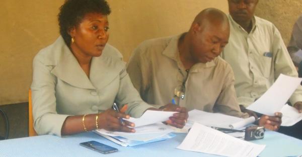 Causerie éducative: Les élèves du Lycée féminin à l'école des droits de l'homme