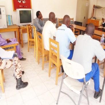 L'ATPDH s'entretient avec les administrateurs pénitenciers