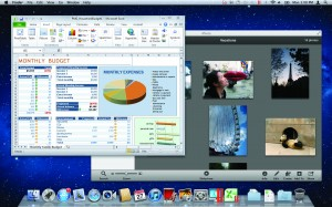 Parallels 7 Coherence desktop