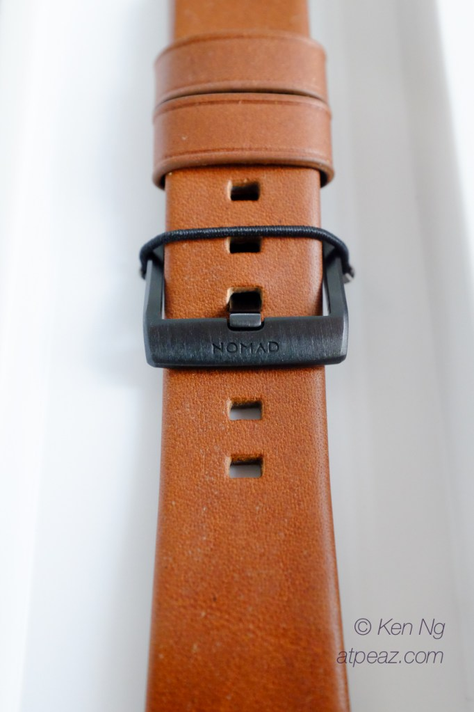 Nomad Horween Leather Strap for Apple Watch