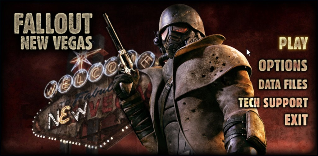 Running Fallout New Vegas, a windows game on Mac with Parallels Desktop