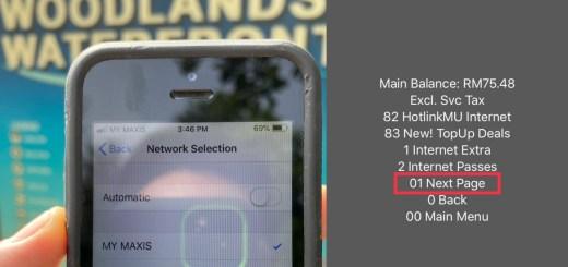 Maxis Hotlink 365 validity