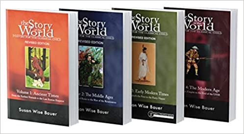 Story of the World Textbooks