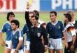 A 30 años de la final de Italia '90, el penal que dolió