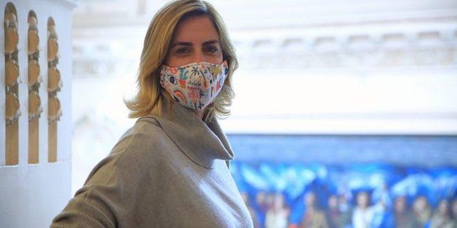 """Cesira Arcando: """"con el ibuprofeno inhalado sentí alivio"""""""