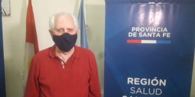 Rodolfo Roselli: aumentaron los casos por contagios, testeos y procesamiento de muestras