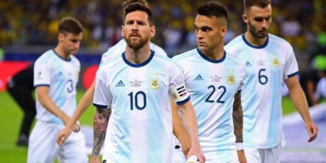 Argentina ocupa el noveno puesto en el ranking de la FIFA