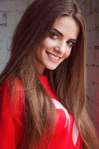 bland Ukrainian marriageable girl from city Lviv Ukraine