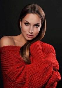 chic Ukrainian femininity from city Cherkassy Ukraine