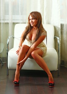 elegant Ukrainian bride from city Odessa Ukraine