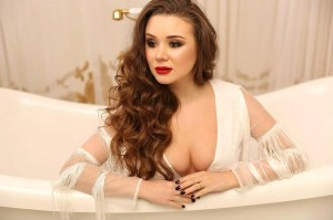 enchanting Ukrainian lass from city Kiev Ukraine
