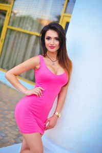 exquisite Ukrainian woman from city Odessa Ukraine