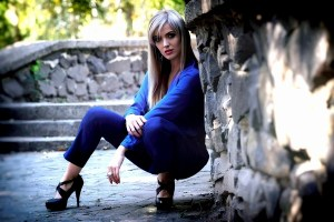 fervent Ukrainian marriageable girl from city Rivne Ukraine