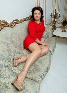 full of love Ukrainian fiancée from city Kiev Ukraine
