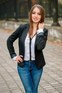 full of love Ukrainian lady from city Sumy Ukraine