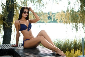 intelligent Ukrainian femininity from city Kharkov Ukraine