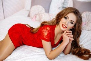 intelligent Ukrainian girl from city Kharkov Ukraine