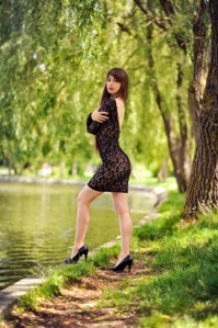 lovable Tanyusha Ukrainian fiancee from city Rivne Ukraine