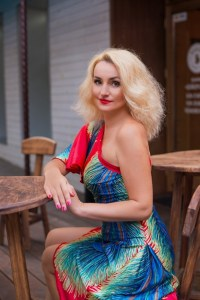 marvelous Ukrainian fiancée from city Dnepropetrovsk Ukraine