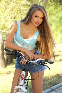 pleasant Ukrainian best girl from city Odessa Ukraine