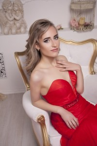 romantic Ukrainian female from city Odessa Ukraine